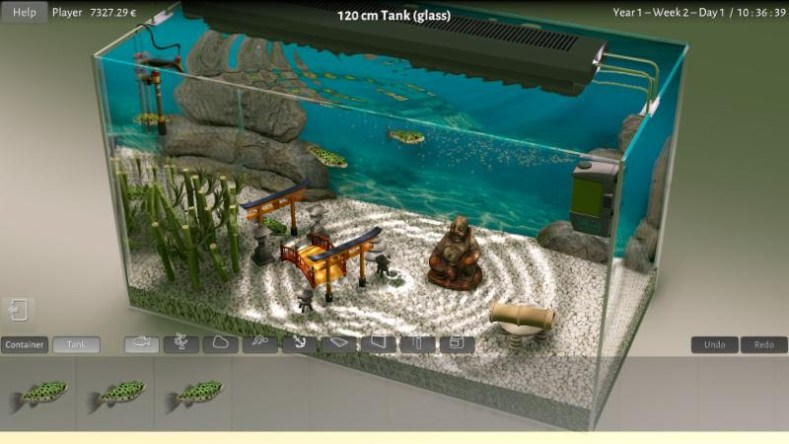 biotope – aquarium simulator out now on steam Biotope – Aquarium Simulator Out Now on Steam Biotope
