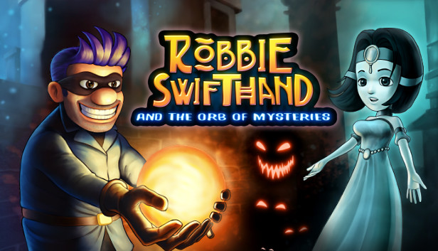 Robbie Swifthand and the Orb of Mysteries 1
