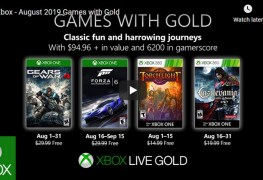 xbox games with gold august 2019 Xbox Games with Gold August 2019 Xbox Games with Gold Aug 2019