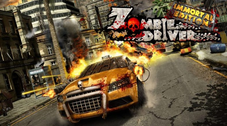 Zombie Driver: Immortal Edition (Switch) Review Zombie Driver Immortal Edition