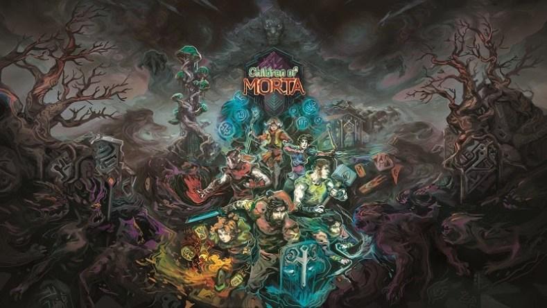 Children of Morta (PC) Review with stream Children of Morta