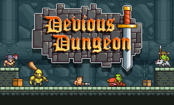 Devious Dungeon (PC) Review with Stream Devioius Dungeon pc