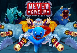 Never Give Up (Switch) Review NeverGiveUp image1600w