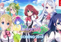 mygamer visual cast - omega labyrinth life (switch) MyGamer Visual Cast – Omega Labyrinth Life (Switch) Omega Labyrinth Life