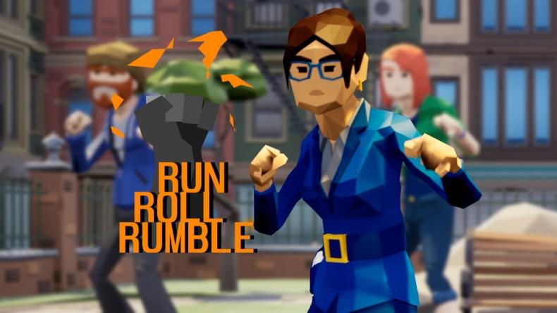 Run Roll Rumble 1