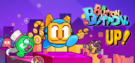 new circle entertainment platformer button button up! out now on switch eshop New Circle Entertainment platformer Button Button Up! out now on Switch eShop Button Button Up
