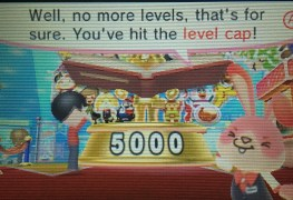 this is what happens when you hit the max level in the nintendo badge arcade (3ds) This is what happens when you hit the max level in the Nintendo Badge Arcade (3DS) Nintendo Badge Arcade maxed