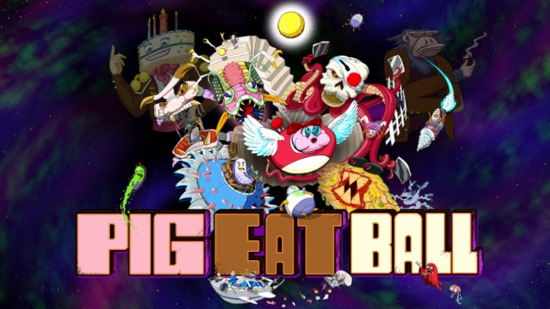 here's when pig eat ball will be released on console Here's when Pig Eat Ball will be released on console Pig Eat Ball