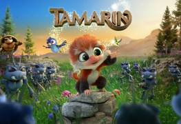 Tamarin is a 3rd person monkey adventure coming to PS4 and PC Tamarin