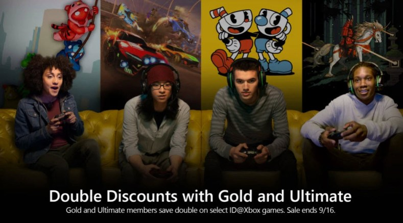 double discounts with xbox live gold and xbox game pass this week Double Discounts with Xbox Live Gold and Xbox Game Pass this week Xbox double discounts
