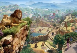 the makers of planet coaster has released planet zoo The makers of Planet Coaster just released Planet Zoo Planet Zoo