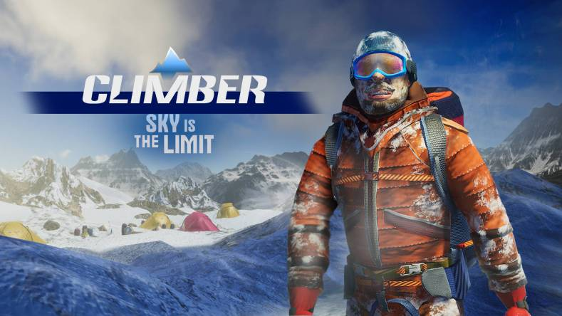 Climber Sky is the Limit 01 press material
