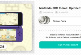 3DS Spinner Mario Theme