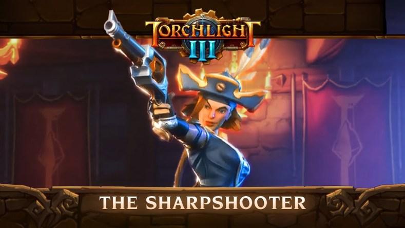 Torchlight II sharpshooter