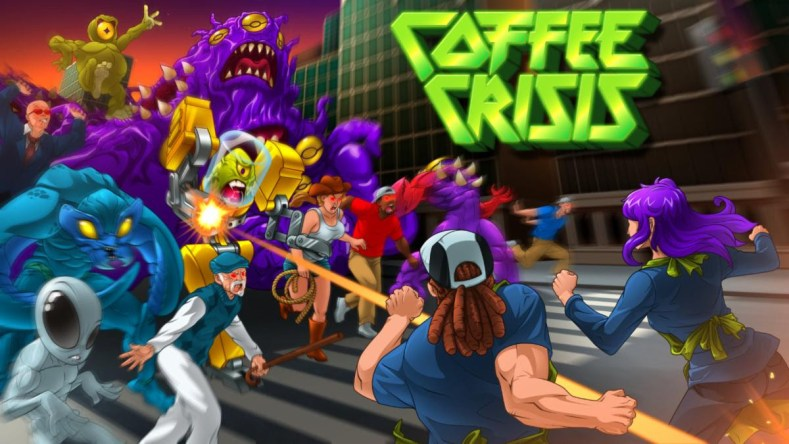 Coffe Crisis