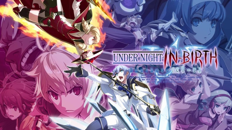 Under Night In Birth ExeLatecl r