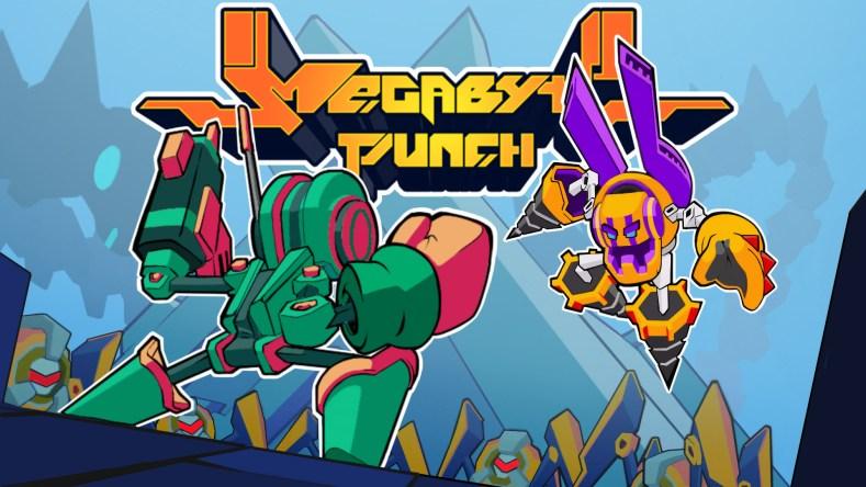 MegabytePunch Hero