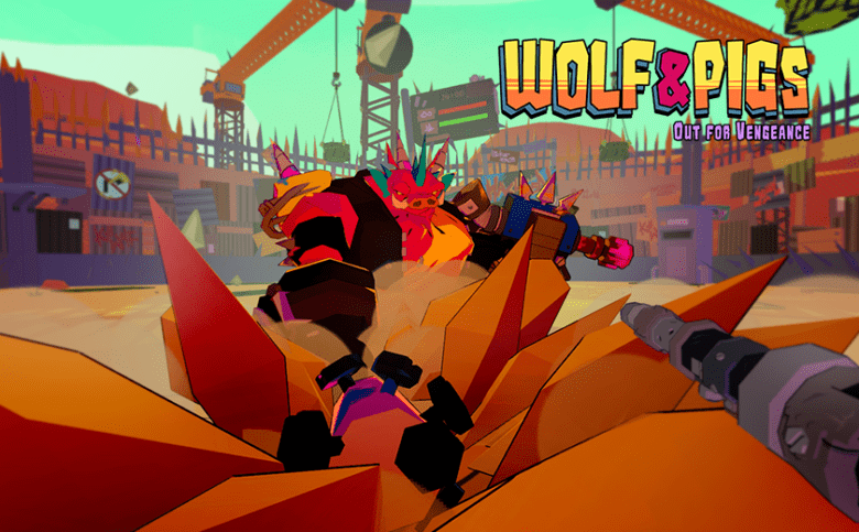 Wolf Pigs Out for Vengeance 1