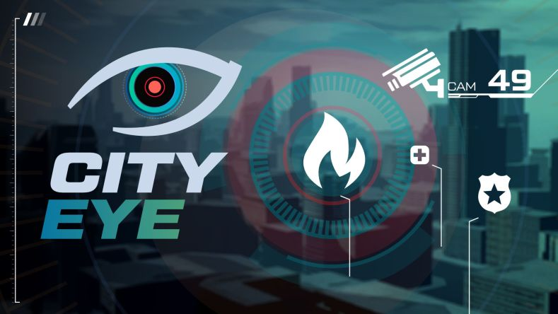 City Eye 01 press material