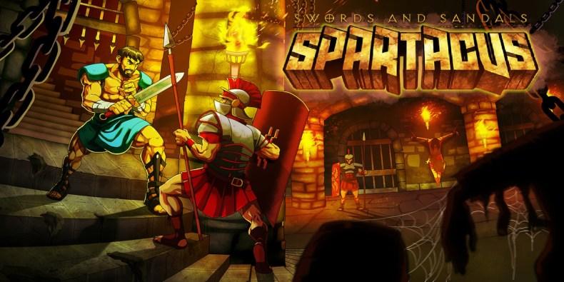 Swords and Sandals Spartacu