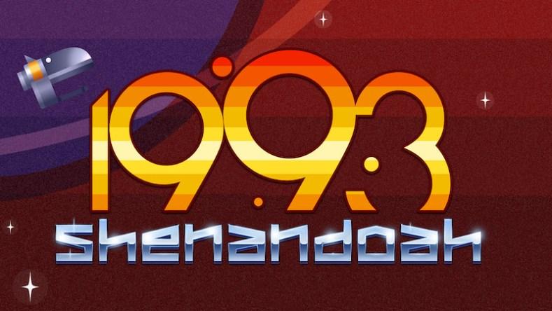 1993 Shenandoah