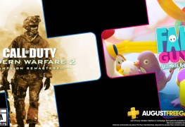 August PS Free PS4 games
