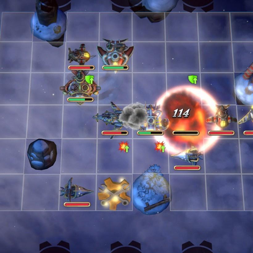 Steam Tactics SC1