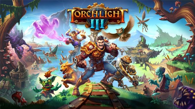 Switch TorchlightIII Hero