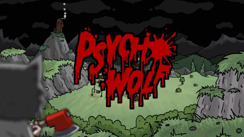 Psycho Wolf 01 press material