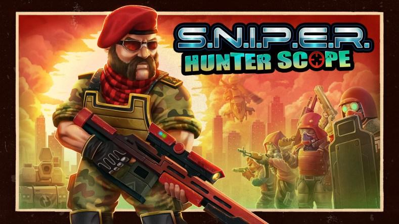 Sniper Hunter Scope