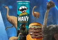 Pringles Moa chips 2021 Walmart