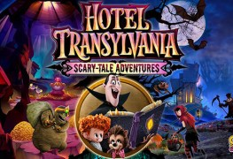 Hotel Transylvania Scary Tale Adventures