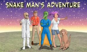 Snake Man Adventure