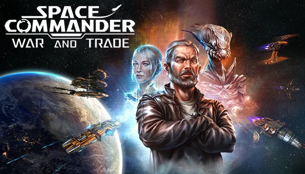 Space Commander War Trade