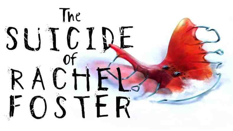 Suicide of Rachel Foster Logo