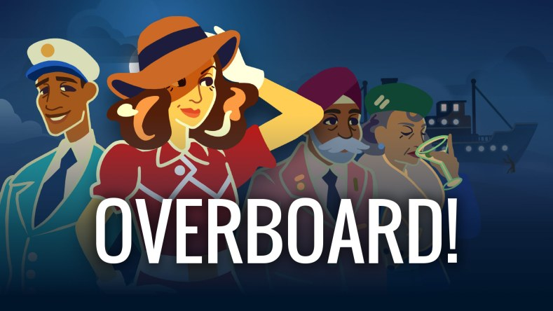 overboard key art with logo