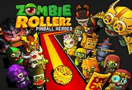 Zombie Rollerz Pinball Heroes