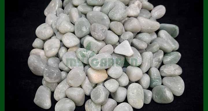 - Greyish White Pebbles - (15 to 32 mm) - MGSP6035