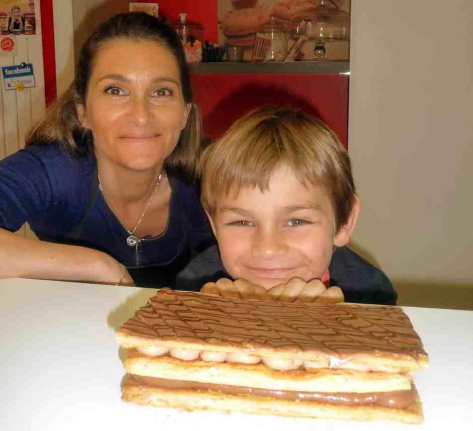Cours de pâtisserie enfant lyon