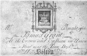Trade_card_Samuel_Grant_1736