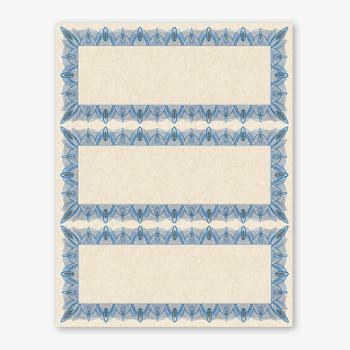 Classic-Blue-3-up-Certificates-8.5x11-Mygeoprint