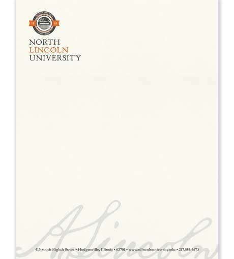 Letterhead & Design Paper