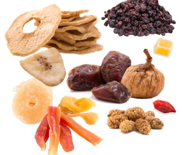 Dried Fruit Allergy Friendly Gerbs
