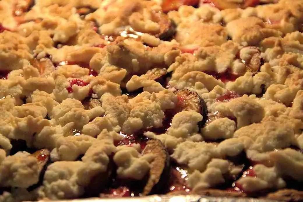 Pflaumenkuchen recipe