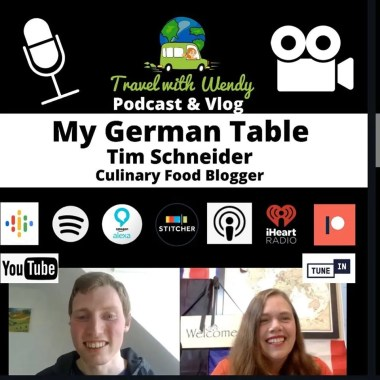 Travel with Wendy Podcast