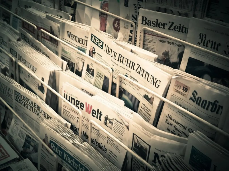 Newspapers from Germany