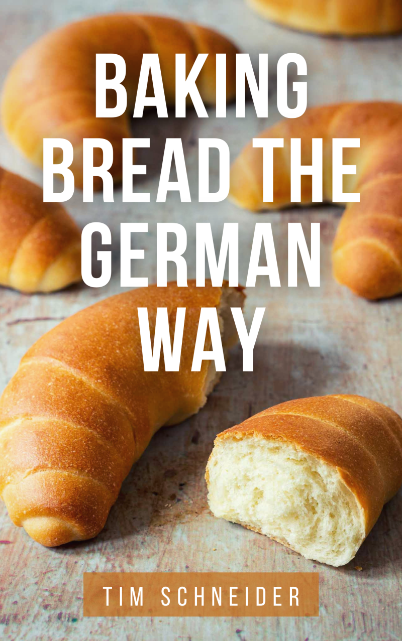 Baking bread the German way