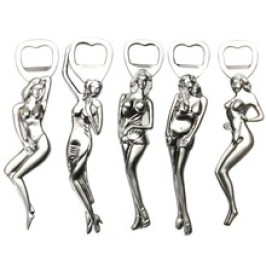 Sexy women bottle opener