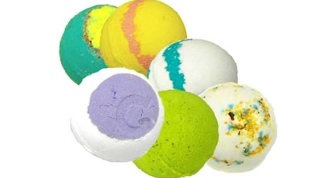 Baby Bath Bombs - 6 Pack Random Scented