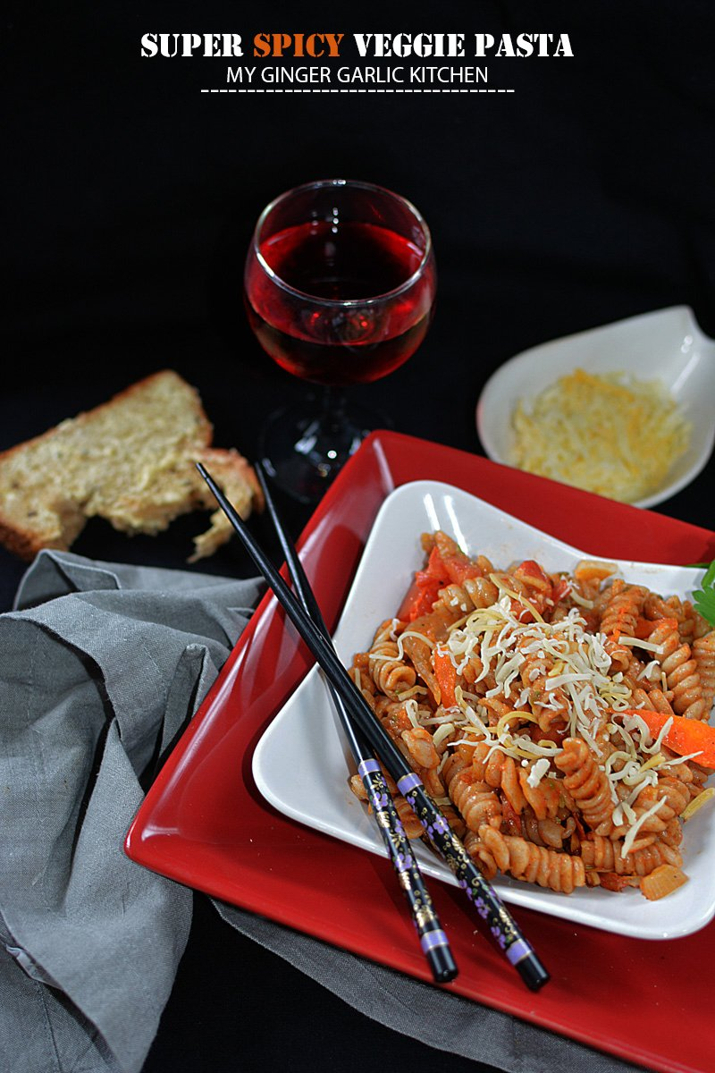 recipe-super-spicy-veggie-pasta-anupama-paliwal-my-ginger-garlic-kitchen-4